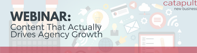(WEBINAR) Content That Actually Drives Agency Growth
